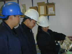 JJNI Trainees at CVMR
